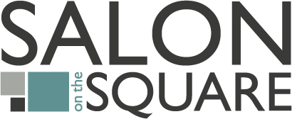 Logo Salon on the Square Newark Ohio