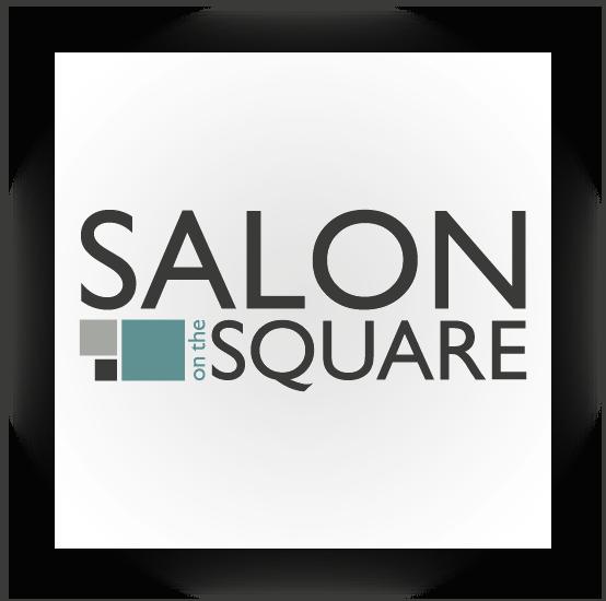 Newark Ohio Salon on the Square Big Logo